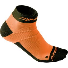 Dynafit Vert Mesh juoksusukat , oranssi/musta